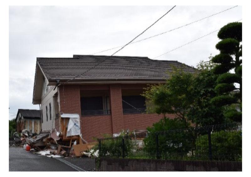 2016年 熊本地震(地震での災害:建物倒壊)