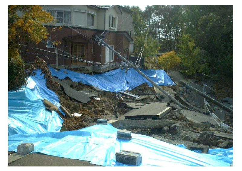 2004年 新潟中越地震