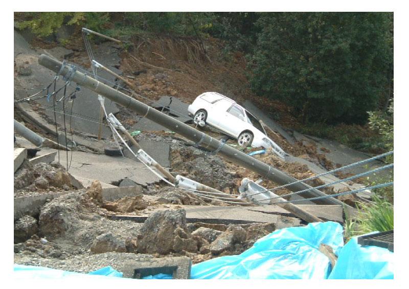 地震と地盤は深い関係
