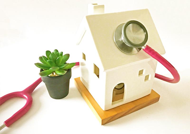 家のメンテナンスは必要です!