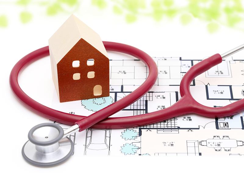 住宅の定期点検