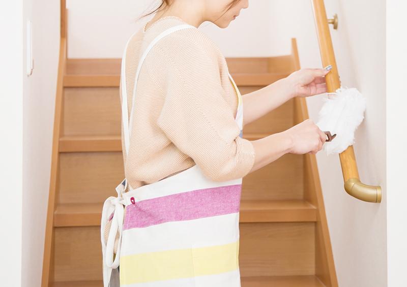 住宅をメンテナンス 年に一度の大掃除