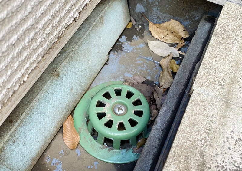 住宅をメンテナンス 排水管の掃除