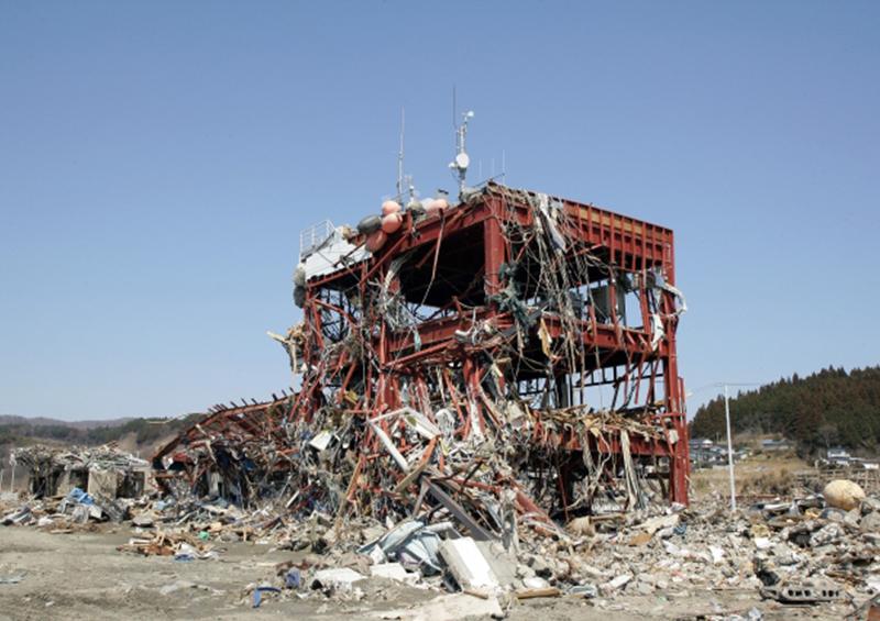 風水害 住宅 :東日本大震災の津波被害  風水害 住宅