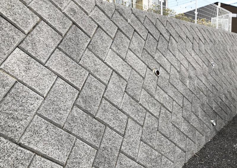 擁壁のイメージ