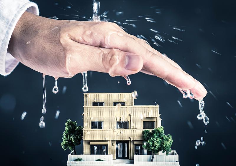風水害に強い家づくり