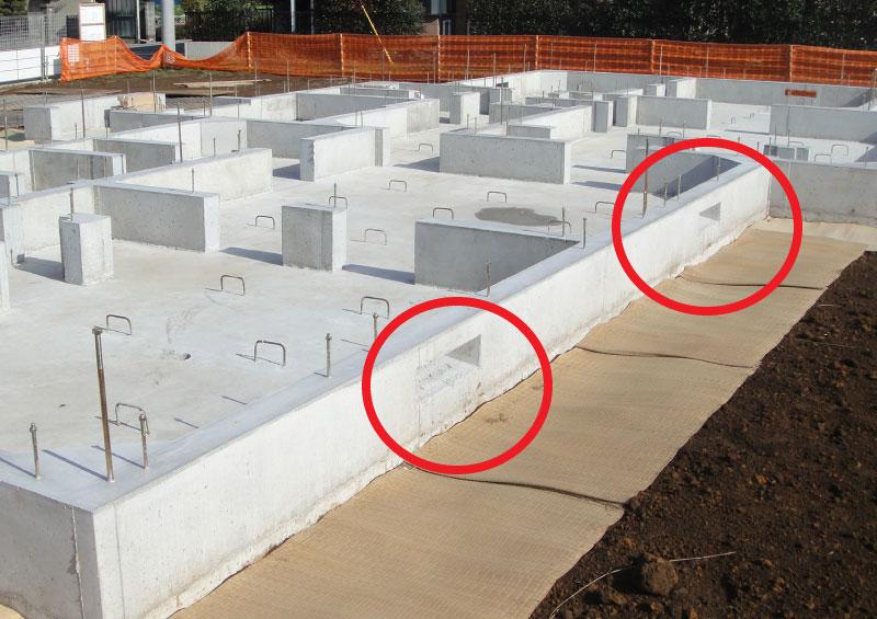 換気 通気 法律 :建築基準法における換気口